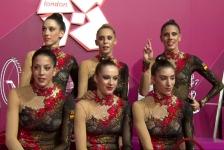 España, diploma olímpico