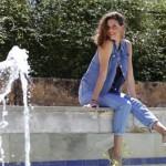 Lourdes Mohedano afirma haberse olvidado incluso de cómo se bailan las sevillanas